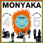 Monyaka - Rocking Time (Extended) / Vocal Dub / Dubwise (Hevyaka / Hornin' Sounds) 12""